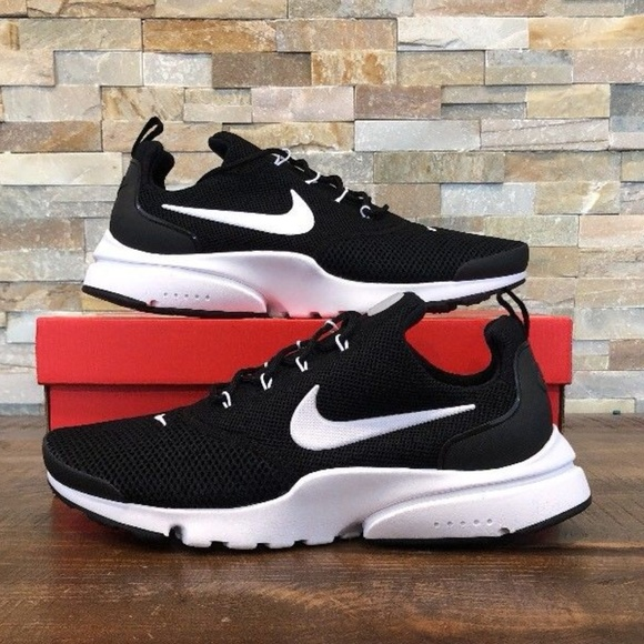 8c3368491f69 Nike Mens Presto Fly Running Shoes NWT
